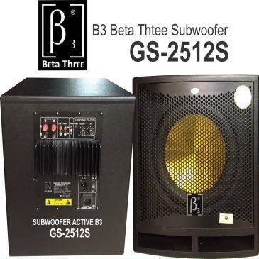 SUB SIÊU TRẦM B3 GS-2512S