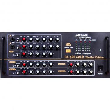 AMPLY JARGUAR SUHYOUNG PA-506 GOLD LIMITED EDITION