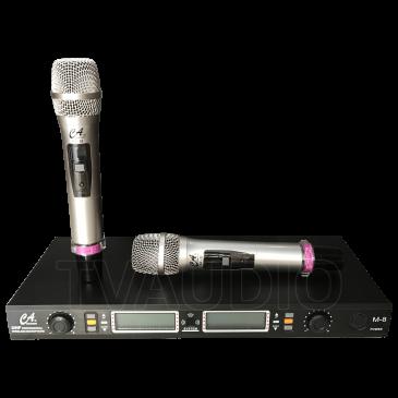 Micro Không Dây CA Sound M-8