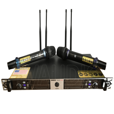 Mic Shure UR-28D Plus